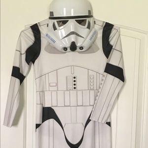 Halloween Star Wars costume
